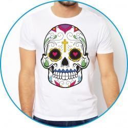 Czaszka skull 25