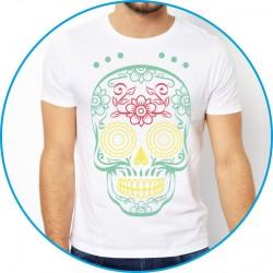 Czaszka skull 38