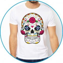 Czaszka skull 40