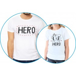 Heroe, My dad...