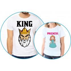 King, Princess