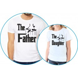 the father, the daughter
