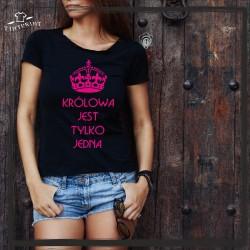 królowa jest ...