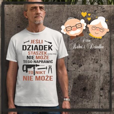 jeśli dziadek ...