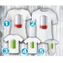 Koszulki rodzinne baterie
