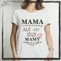 Mama zastąpi każdego ale nikt nie zastąpi mamy