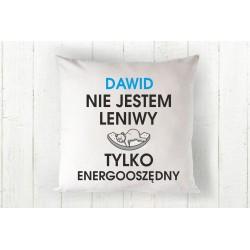 nie jestem leniwy tylko energooszczędny