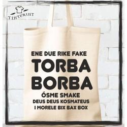 ene due rike fake torba