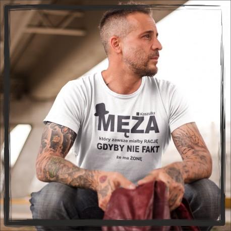 koszulka męża