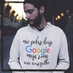 nie potrzebuję google moja żona wie wszystko