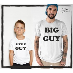 BIG GUY, LITTE GUY