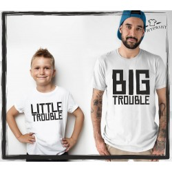 BIG TROUBLE, LITTLE TROUBLE
