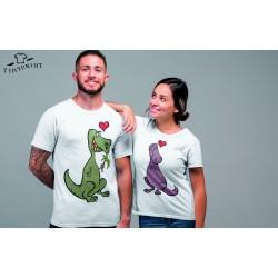 Zakochane dinozaury