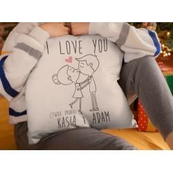 I LOVE YOU (IMIONA)