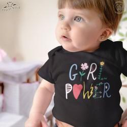BODY Z NADRUKIEM GIRL POWER