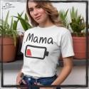 Koszulka dla Mamy z baterią