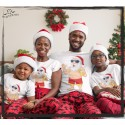 Zestaw koszulek Mikołaj 3