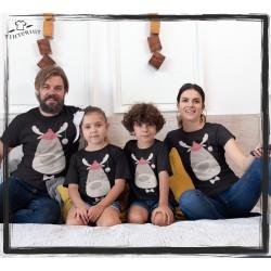 Zestaw koszulek Renifer 9