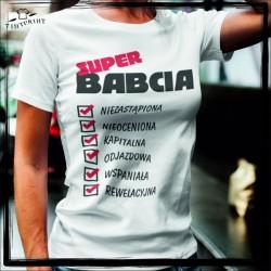 SUPER BABCIA...