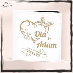 OLA I ADAM - ślubny