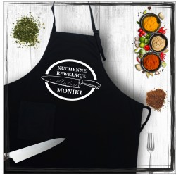 Fartuch - kuchenne rewelacje (imię)