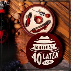 Mateusz - 40 latek z klasą