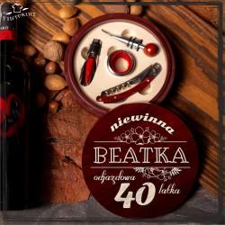Niewinna Beatka - odjazdowa 40 latka