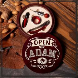 Open me Adam