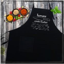 Fartuch - (imię) mistrz kuchni