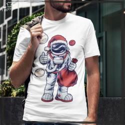 Mikołaj kosmonauta