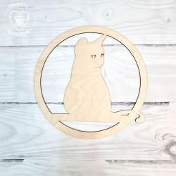 Kot 2 Obręcz, koło, baza do łapacza