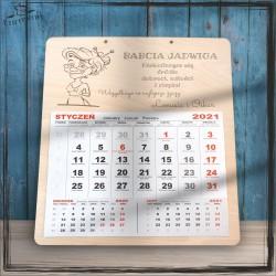 Babcia imię - kalendarz