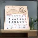 Ile gwiazd w wieczornym mroku.. dla babci - kalendarz