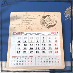 Ile gwiazd.. dla dziadka - kalendarz