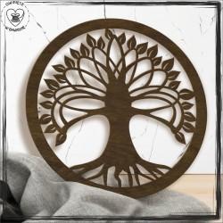 Drzewo 2 Obręcz, koło, baza do łapacza
