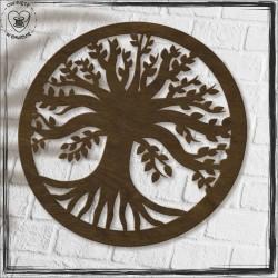 Drzewo 3 Obręcz, koło, baza do łapacza