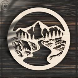 Góry 1 Obręcz, koło, baza do łapacza
