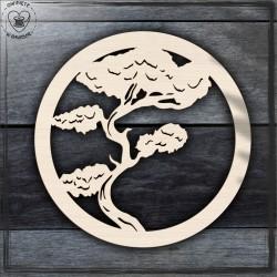 Drzewo Obręcz, koło, baza do łapacza