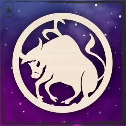 Obręcz- znak zodiaku Byk