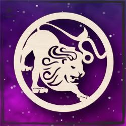 Obręcz- znak zodiaku Lew