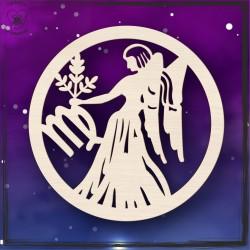 Obręcz- znak zodiaku Panna