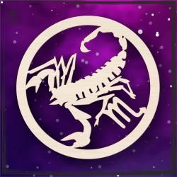 Obręcz- znak zodiaku Skorpion