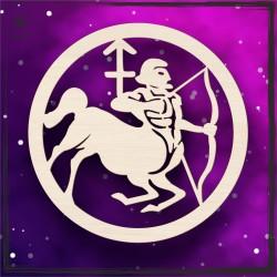 Obręcz- znak zodiaku Strzelec
