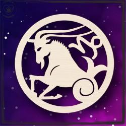 Obręcz- znak zodiaku koziorożec