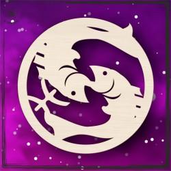 Obręcz- znak zodiaku Ryby