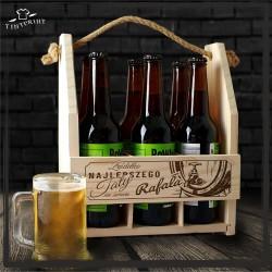 Nosidło na Piwo ŻRÓDEŁKO NAJLEPSZEGO TATAY IMIĘ