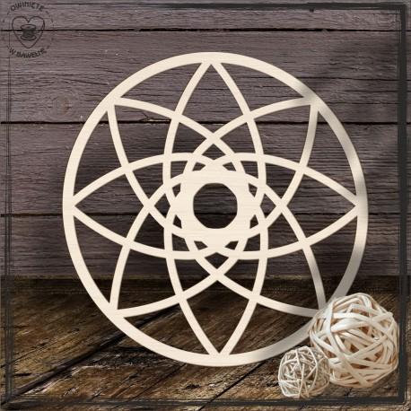 Obręcz Mandala