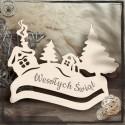 Baza świąteczna domki 3