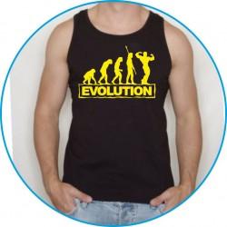 Koszulka na siłownię ramiączka 5