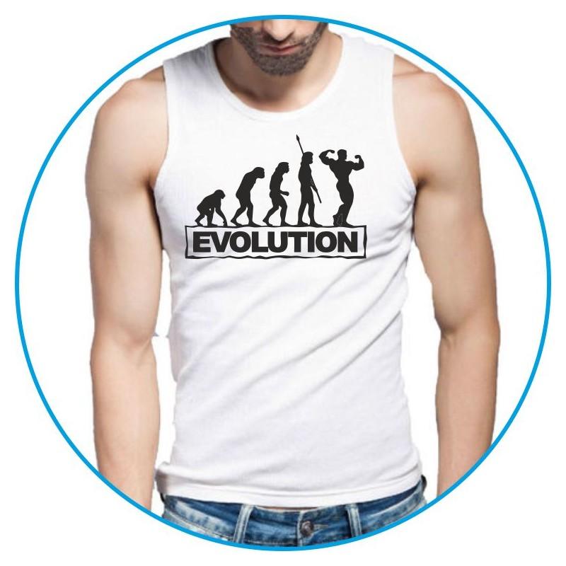 a743c507ad4666 Koszulka na siłownię ramiączka 5 - Koszulki z nadrukiem Tint Print